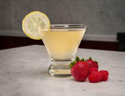 The Berried Treasure Cocktail - New Amsterdam Red Raspberry Vodka Recipe