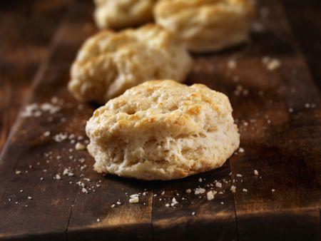 Easy Homemade Vegan Biscuit Recipe