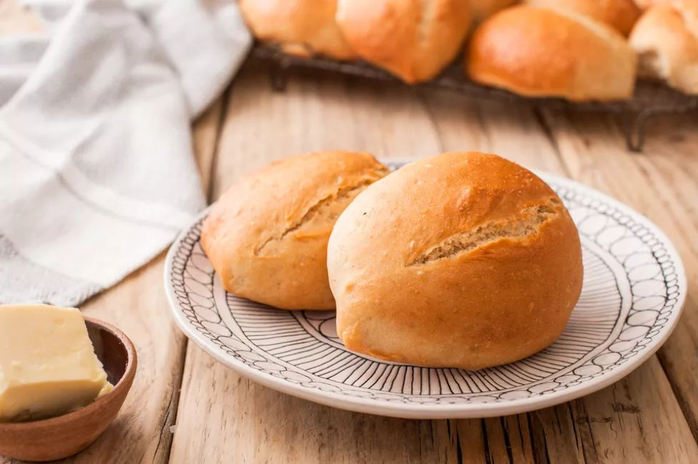 Mexican White Bread (Bolillos)