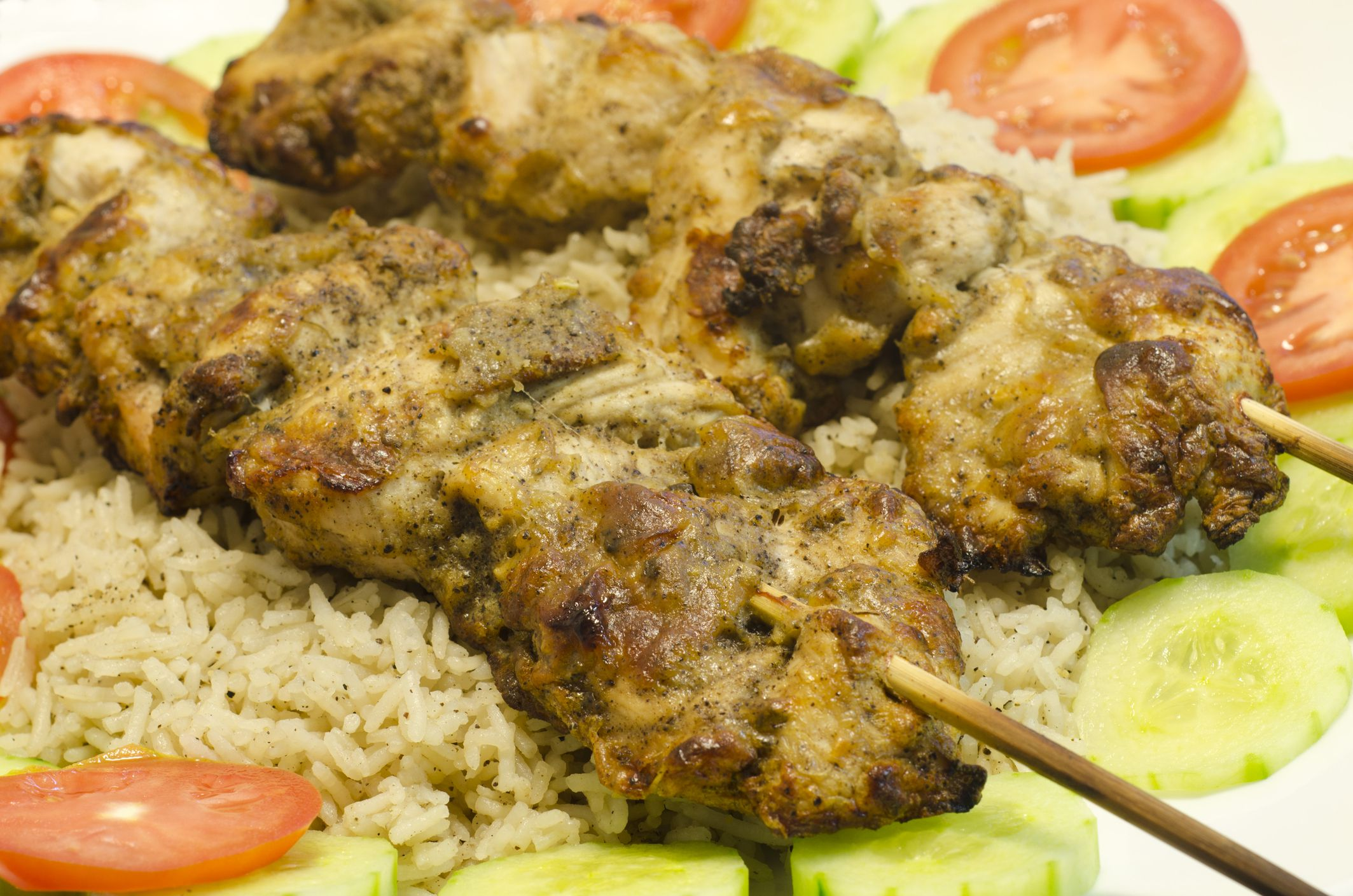 Melt-In-Your-Mouth Indian Murg Malai Chicken Kabab