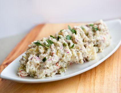 Gourmet Polish Potato Salad
