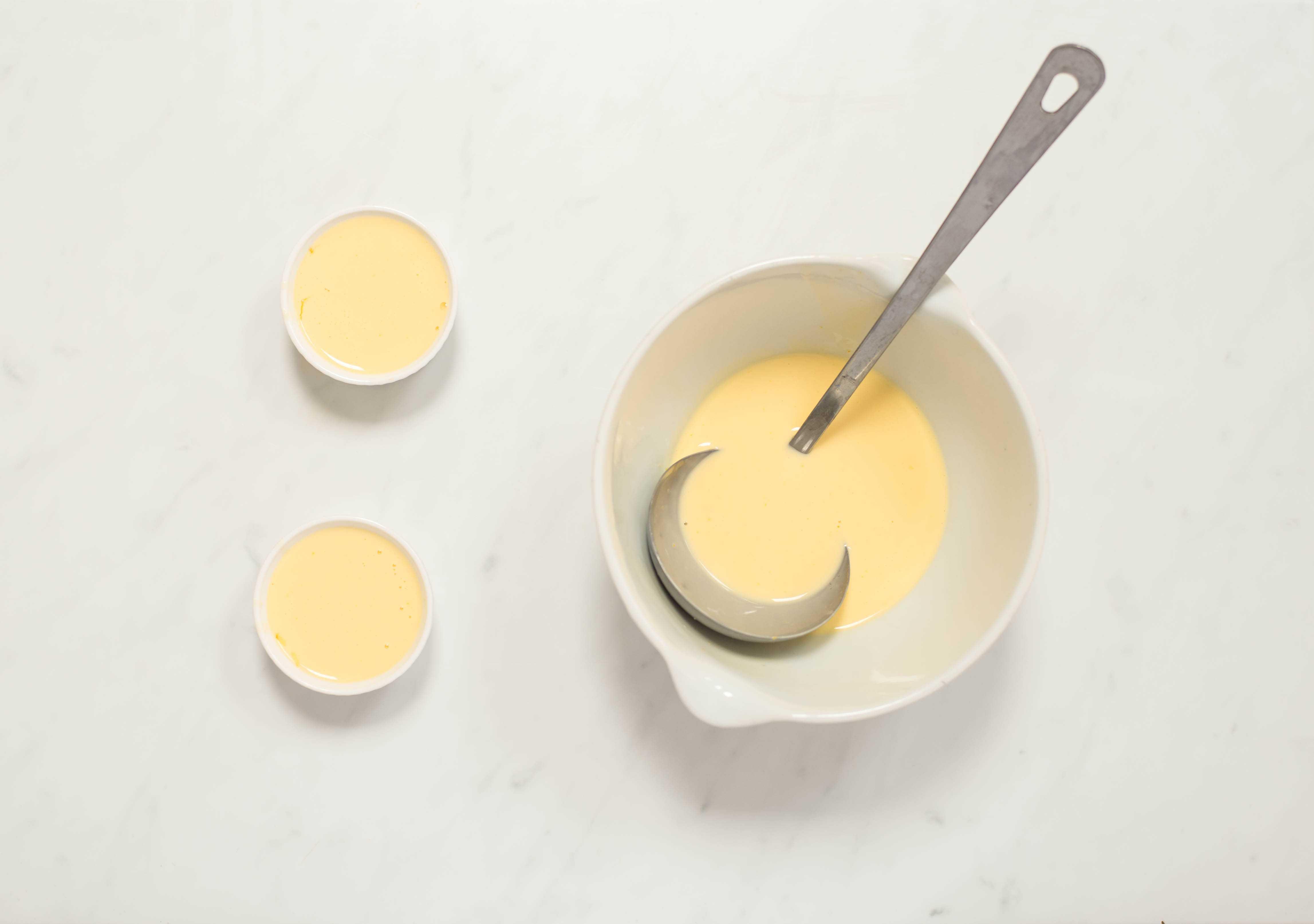Ladle mixture