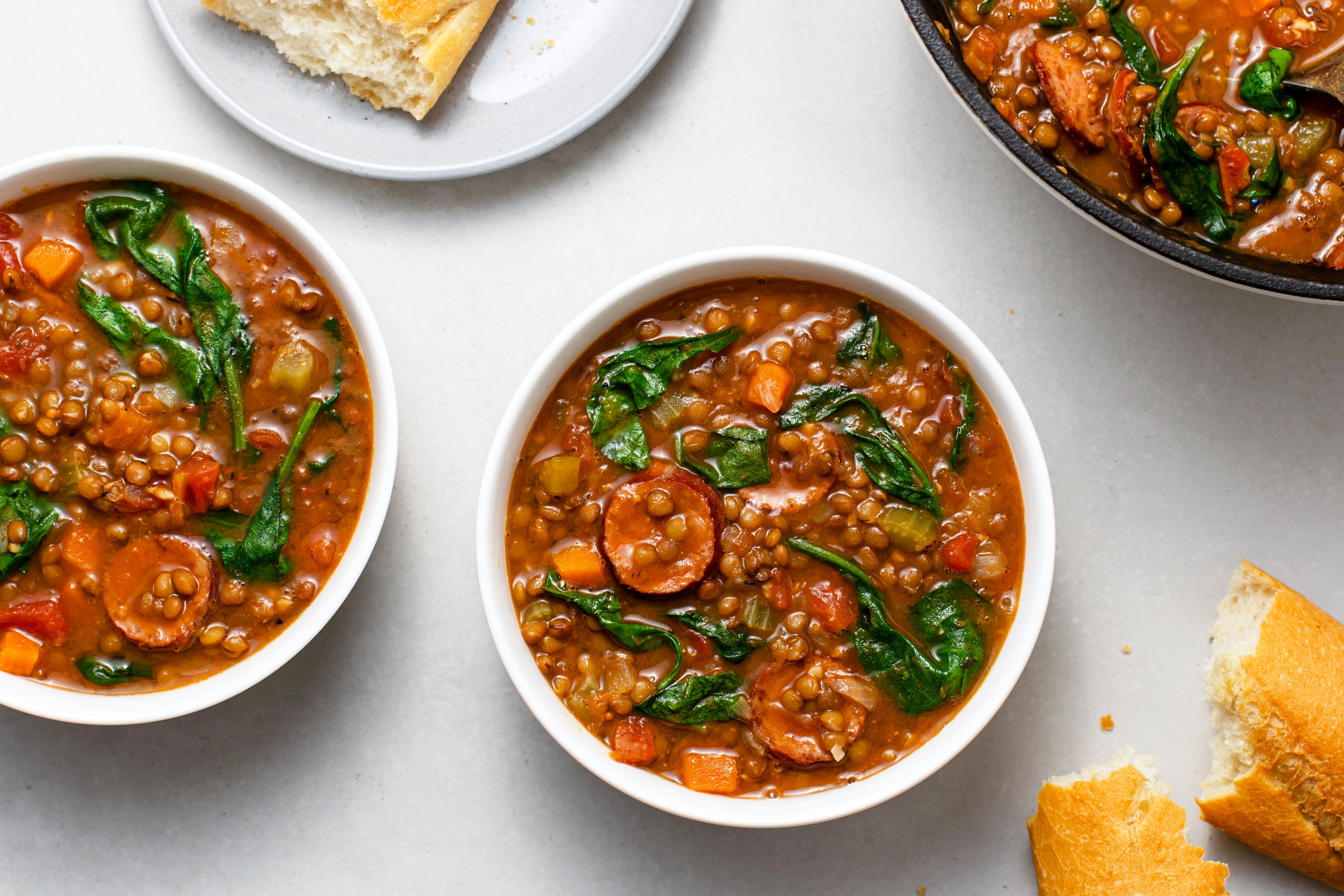 All You Need is a Frozen Bag of Spinach for these 17 Dinner Ideas