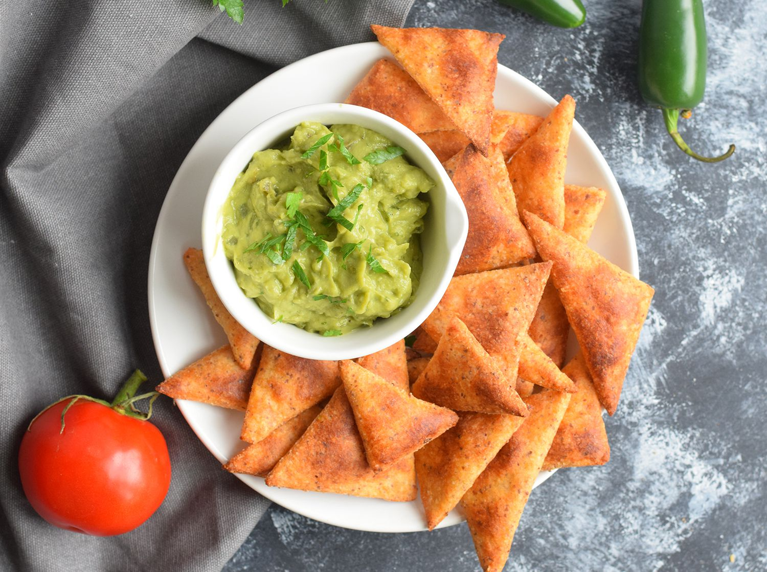 Make Some Guac and Dig Right in With These Keto-friendly Tortilla Chips