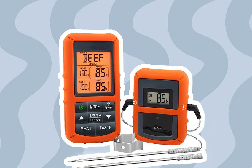 Best Wireless Grill Thermometers