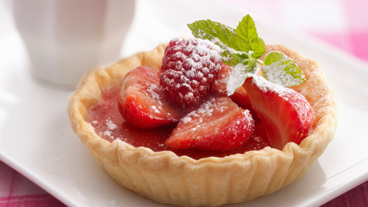 Sweet Short Dough Pastry Recipe (for Tarts and Pies)