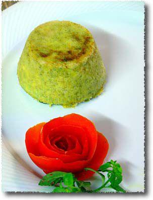 Making a Spinach Sformato: Enjoy!