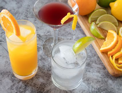 How to Cut Citrus Garnishes for Cocktails