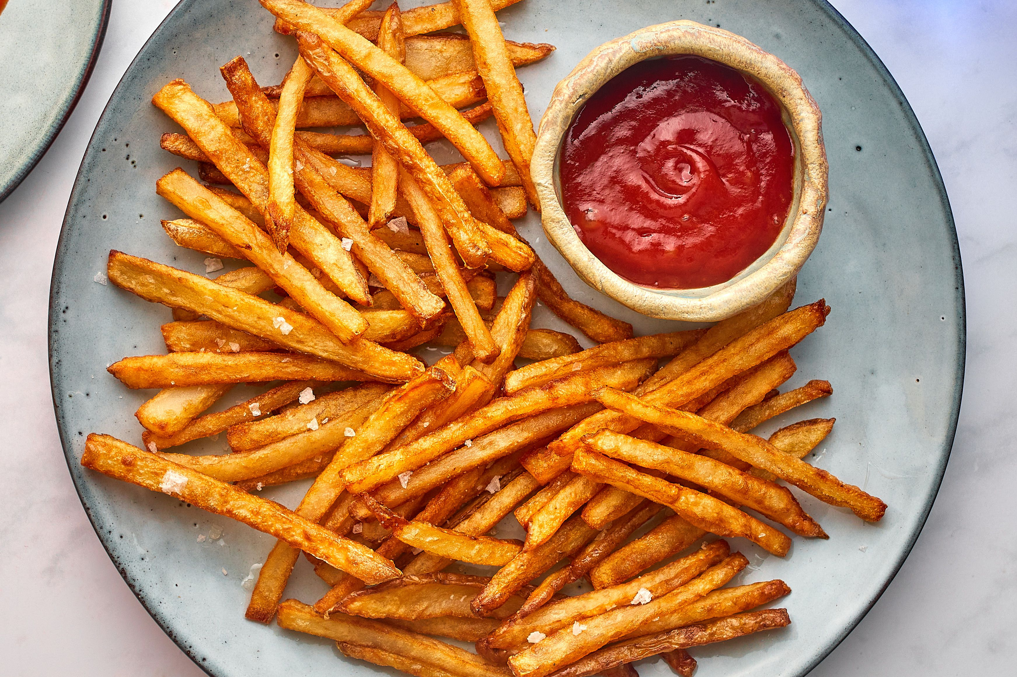 How to Make Homemade French Fries—Recipe With Photos