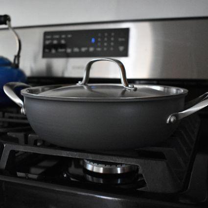 Cuisinart GreenGourmet Hard-Anodized 12-Piece Cookware Set