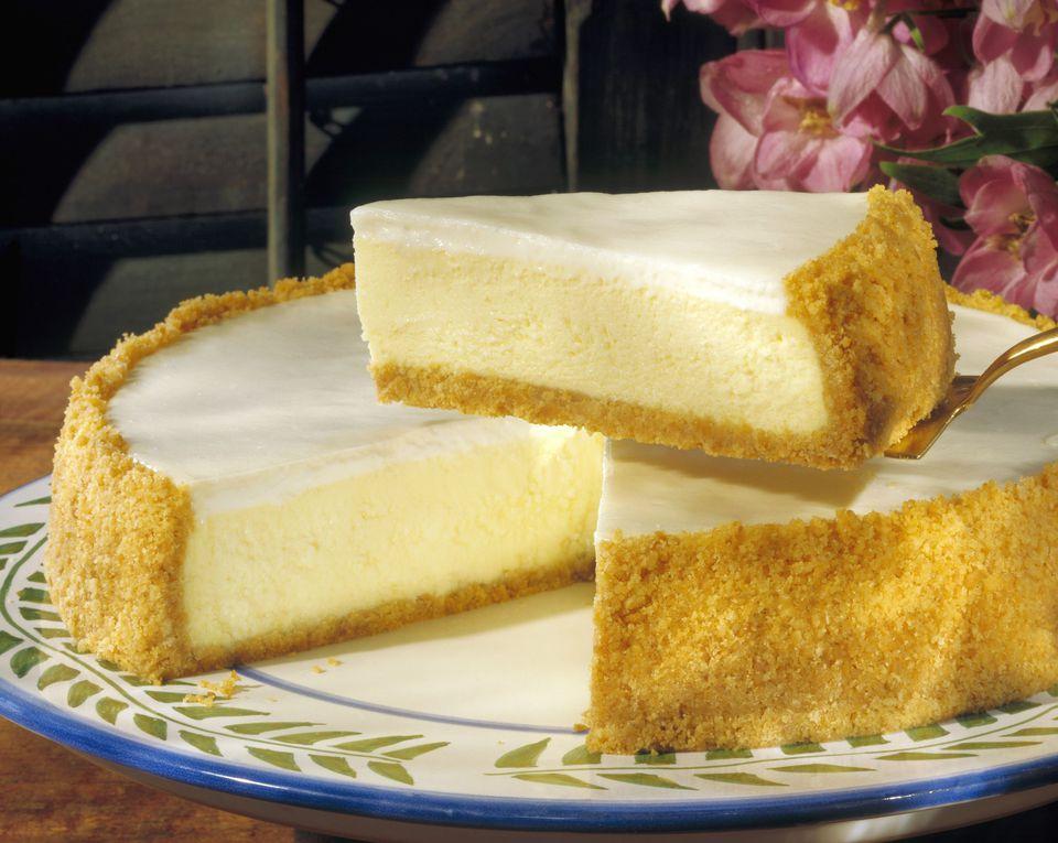 American-Style Cheesecake