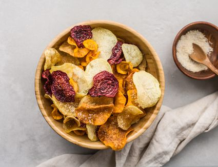 Vegetable Chips Recipe