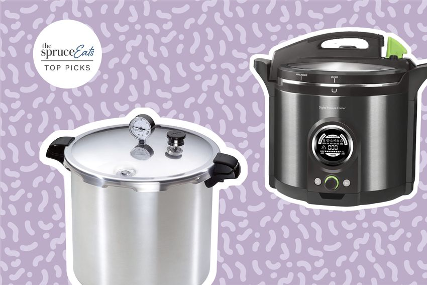 Cooking Pressure Canners