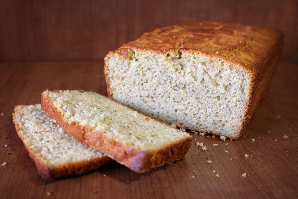 Gluten-Free Buckwheat Mini Loaf Bread Recipe
