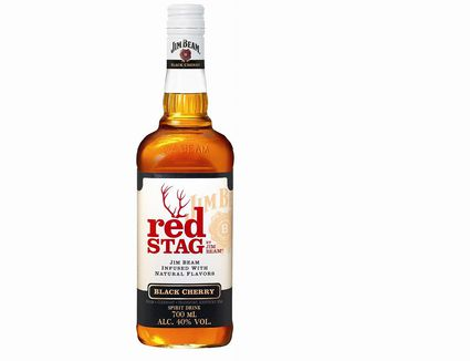 Red Stag by Jim Beam - Black Cherry Flavored Bourbon Whiskey