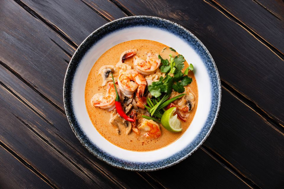 Tom Yum Soup/ Getty Images