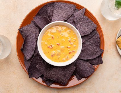 Crock Pot Velveeta Mexican Cheese Dip