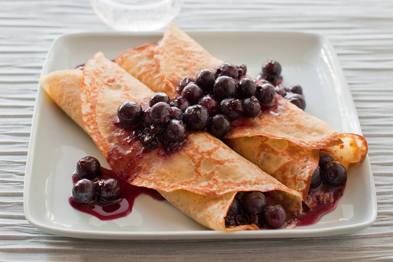 How to Make Polish Thin Naleśniki or Crepes