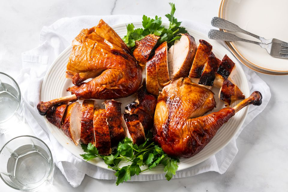 Smoke a Turkey on the Grill