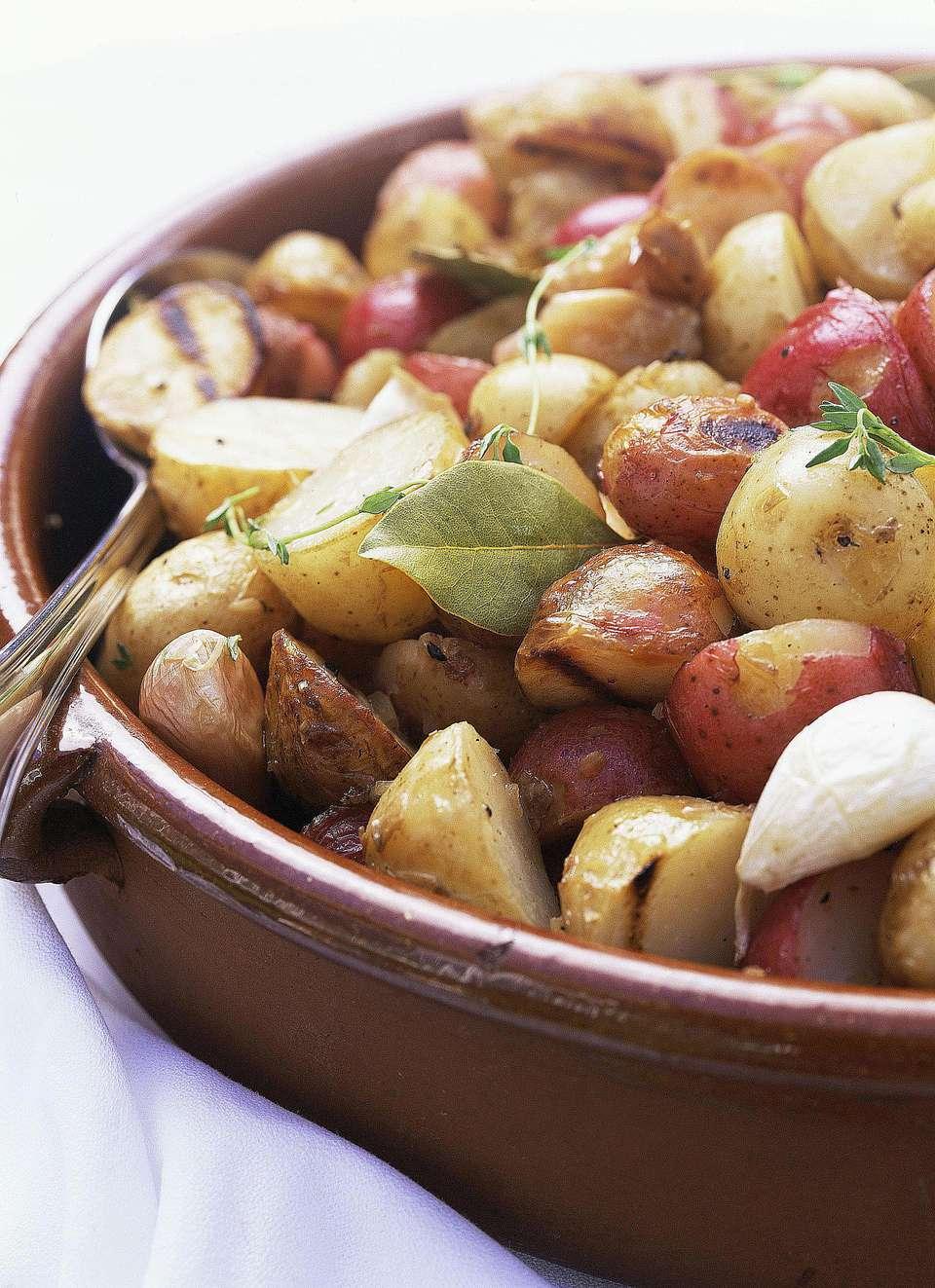 Top 10 Grilled Potato Recipes