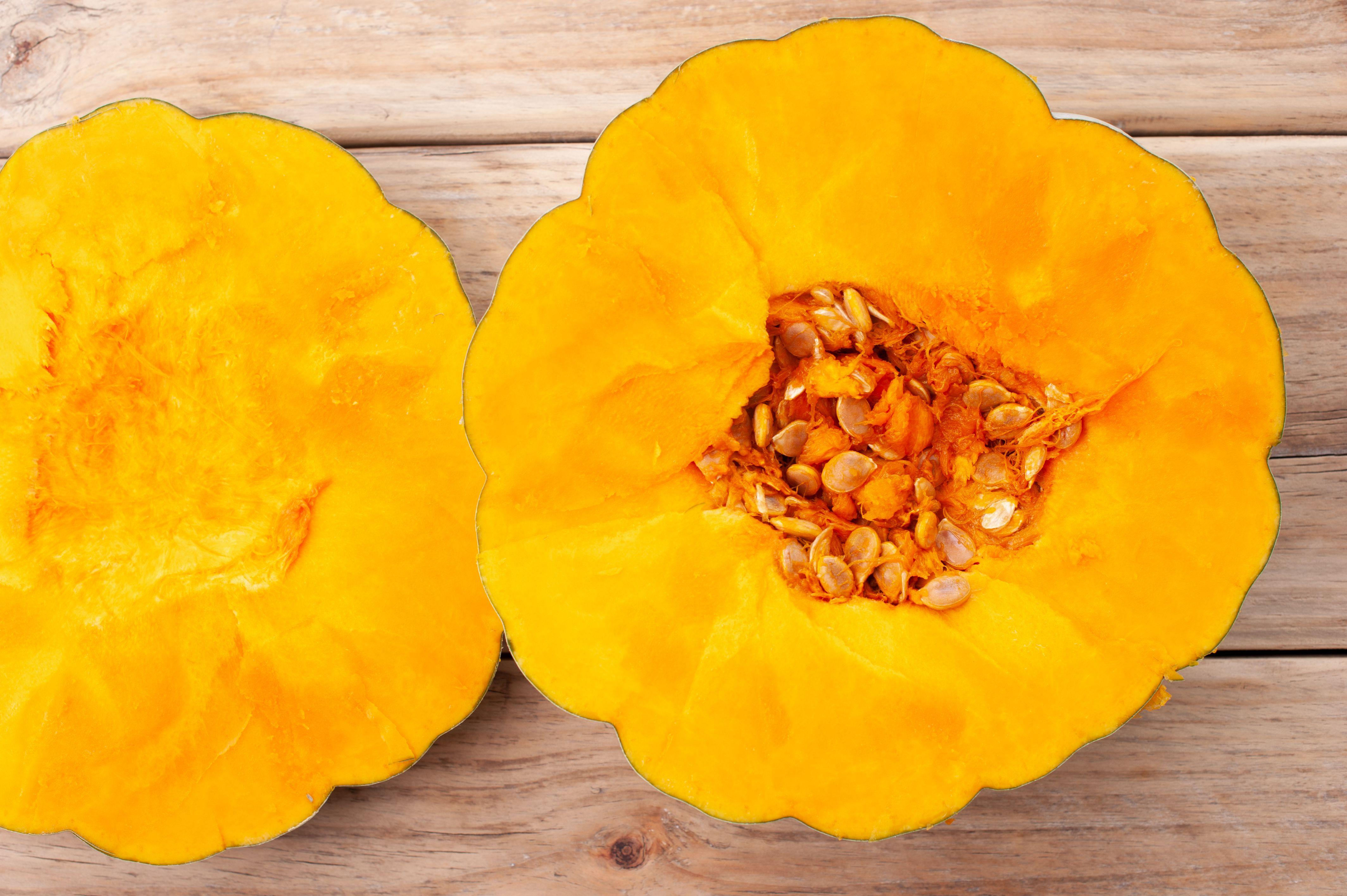 Baked Pumpkin Puree Recipe