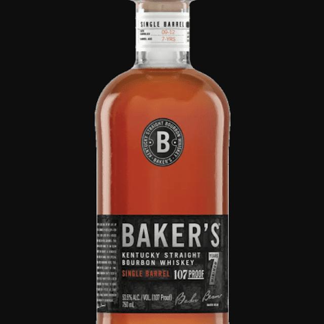 Baker's Kentucky Straight Bourbon