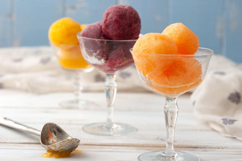 Basic Fruit Sorbet