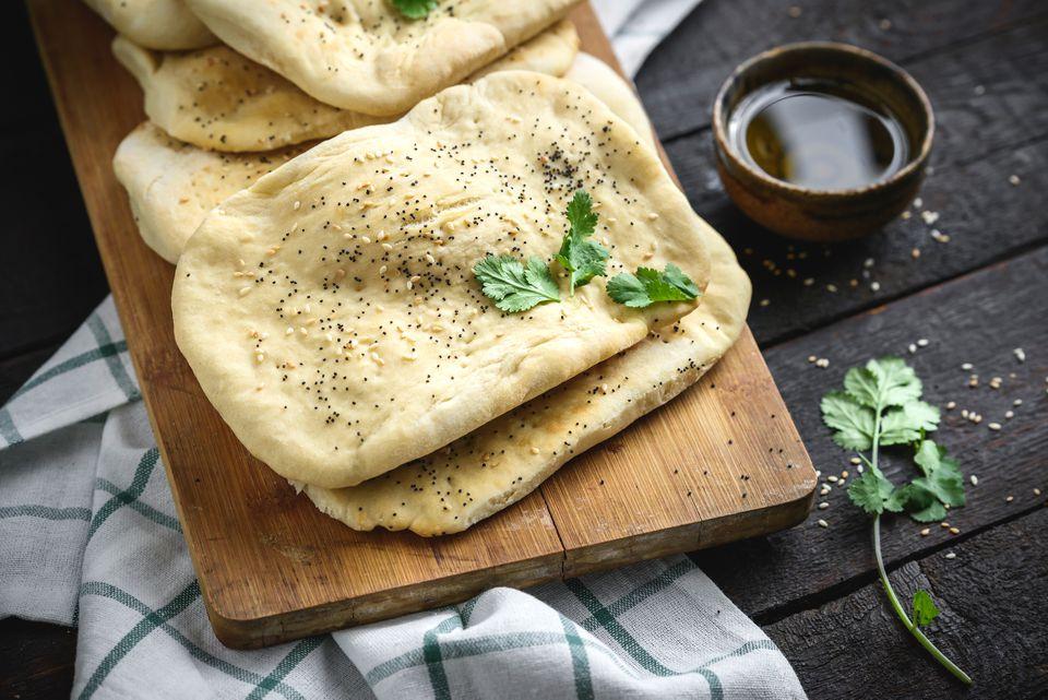 Lavash flat bread recipe