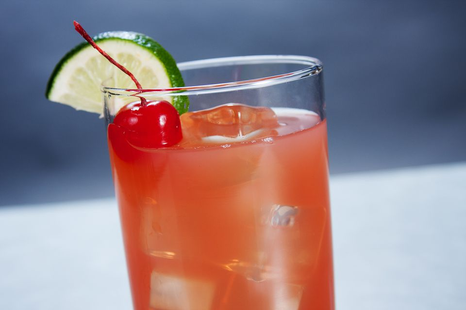 Woodford Reserve's Belmont Jewel Cocktail