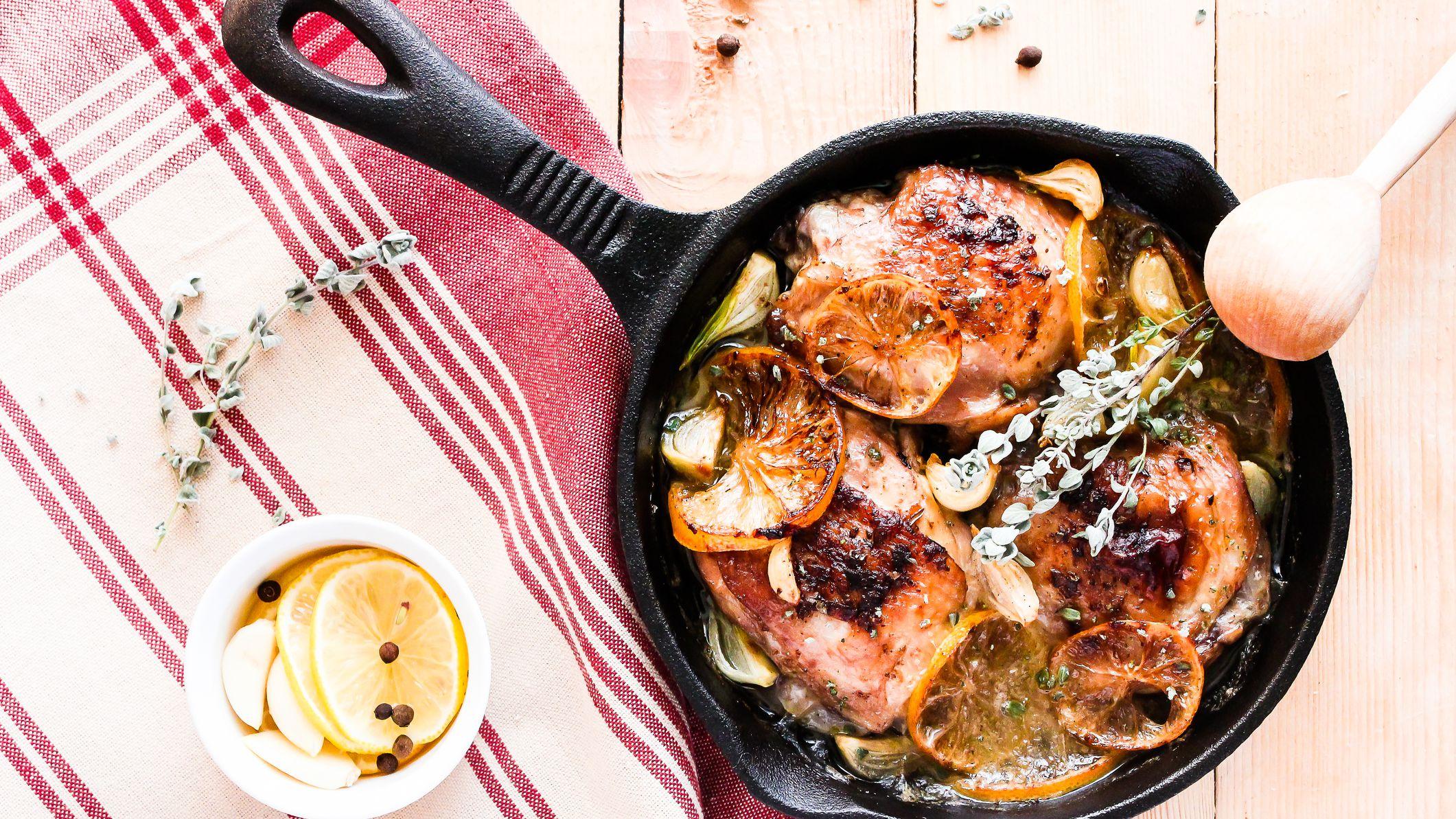 Wonderful Chicken Thigh Recipes