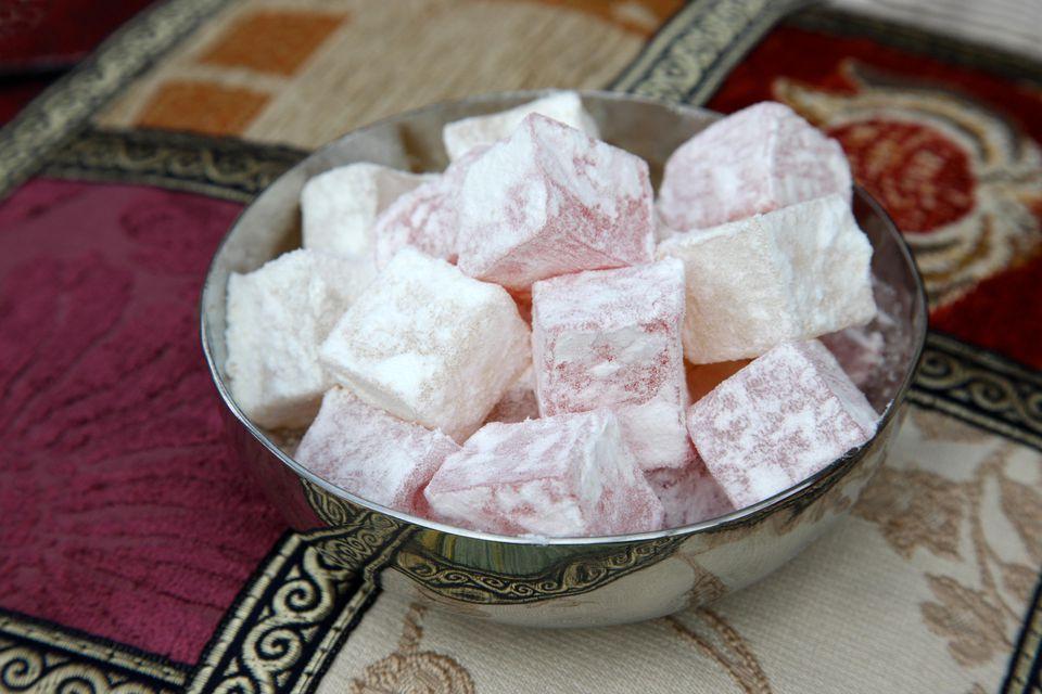 Haga delicias turcas llamadas Lokum en su cocina con esta receta