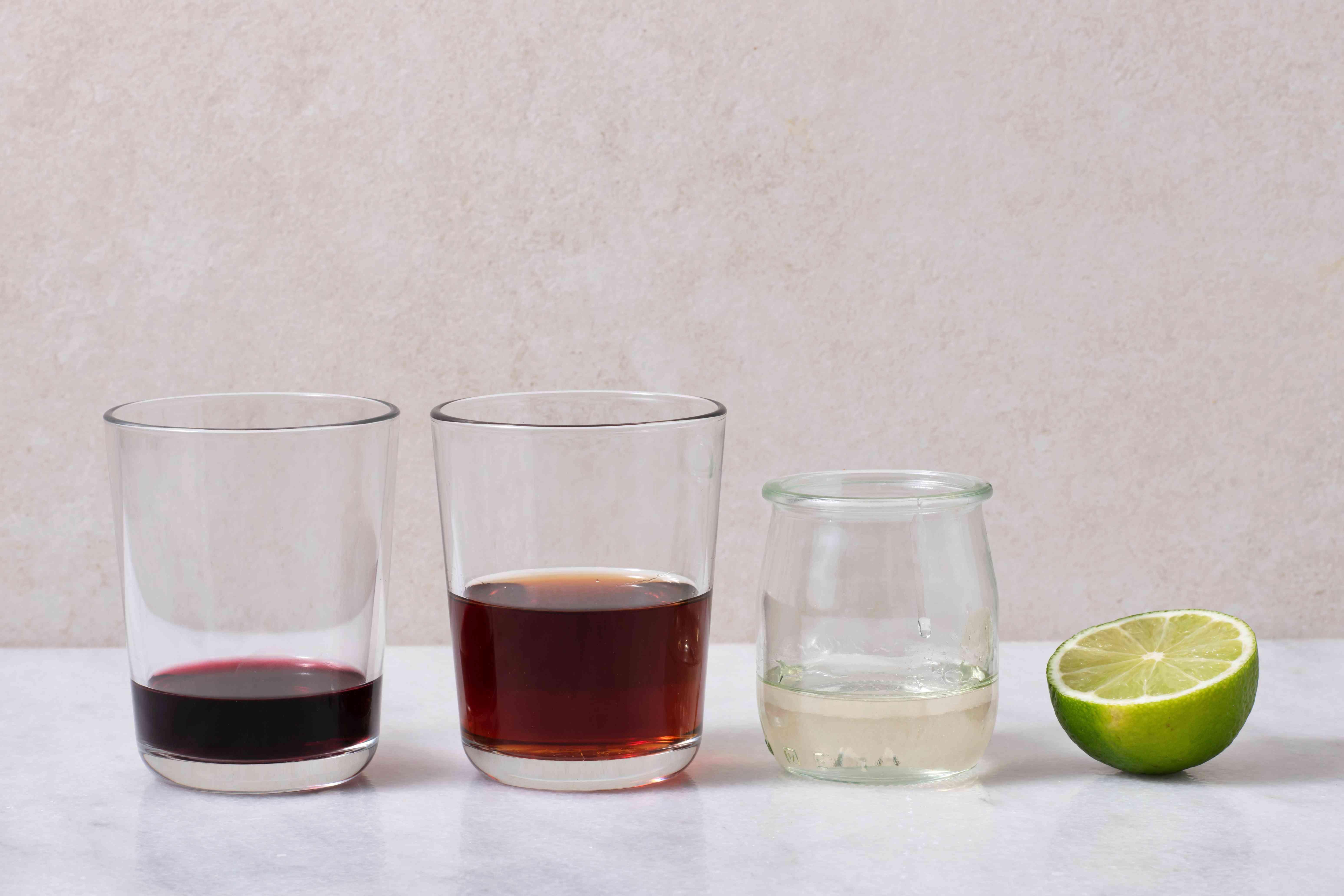 The Bishop Cocktail ingredients