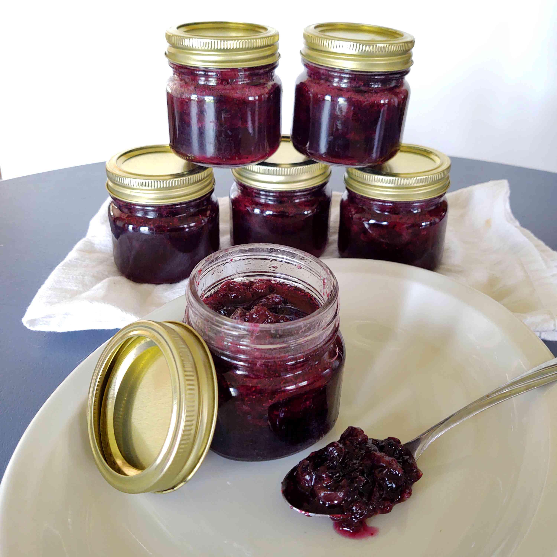 Blueberry Jam Tester Image