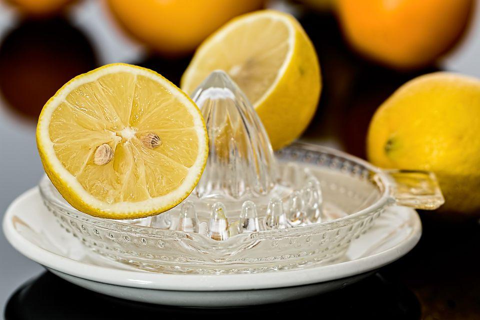 Receta de limón prensado