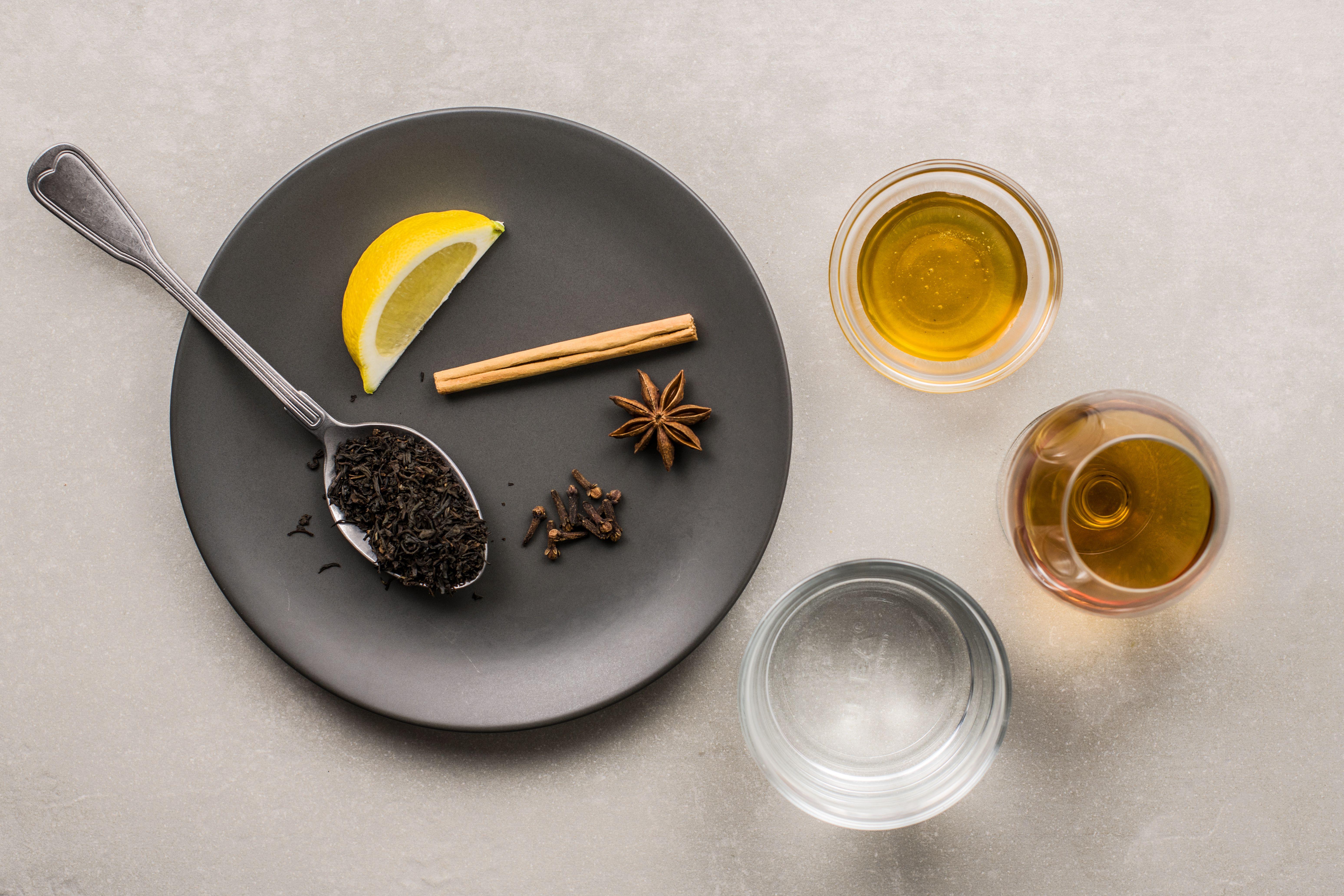 black tea hot toddy ingredients