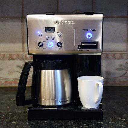 Cuisinart Coffee Plus 10-Cup Thermal Programmable Coffeemaker Tracked