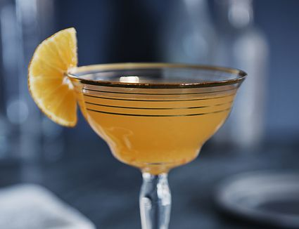 The Surprised Cocktail