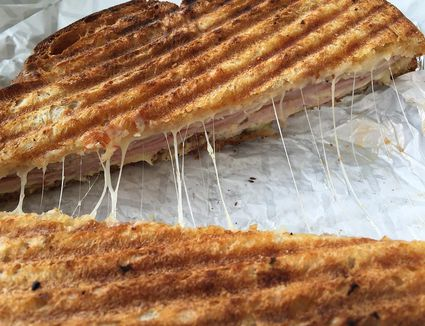 Grilled New Cuban Sandwich