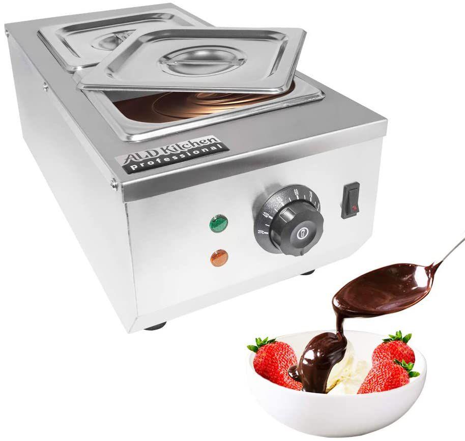 ALDKitchen 4-Quart Chocolate Melting Pot