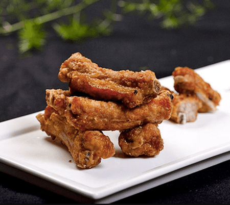 Crispy Fried Pork Ribs Recipe