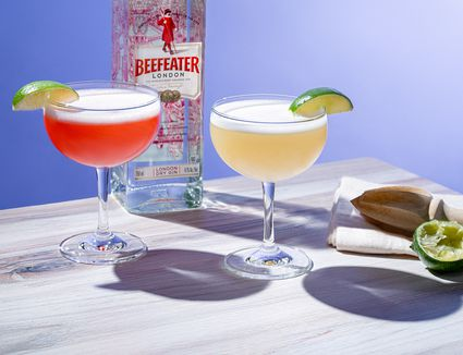 Beefeater London Dry Gin Gimlet Cocktails
