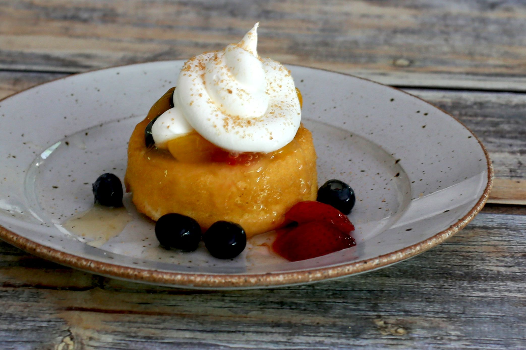 Quick and Easy Peach Dessert Sauce