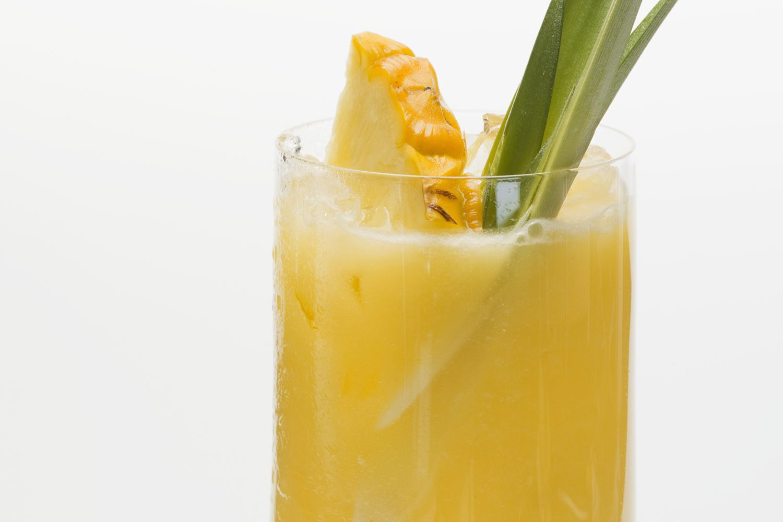 Pineapple Chili Margarita Tequila Cocktail Recipe