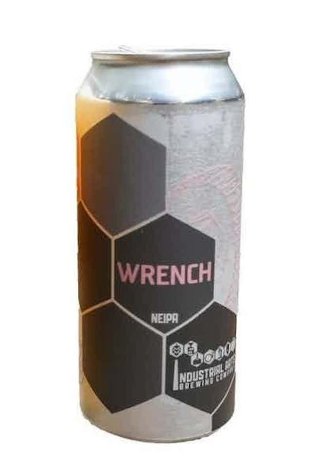 Industrial Arts Brewing Company Wrench IPA