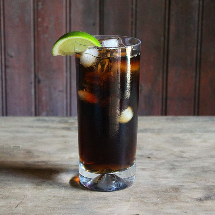 The Rum and Coke Tester Image