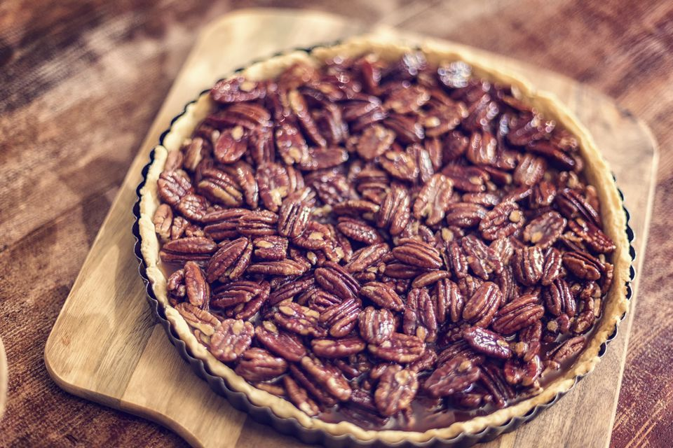 Homemade Pecan Pie for the Holidays