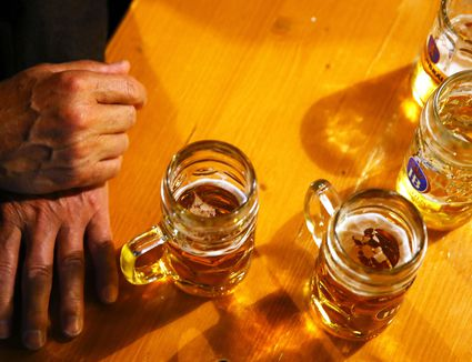 Munich Breweries Oktoberfest Beer Tasting