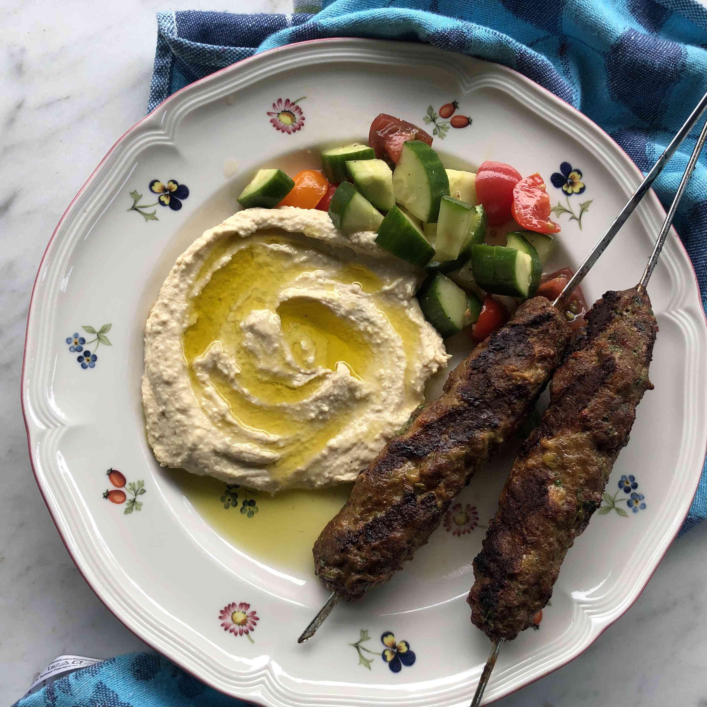 Moroccan Beef Koftas Tester Image