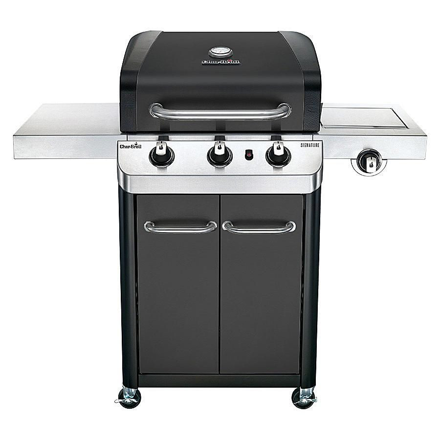 Char-Broil Commercial 3-Burner Model# 463348017