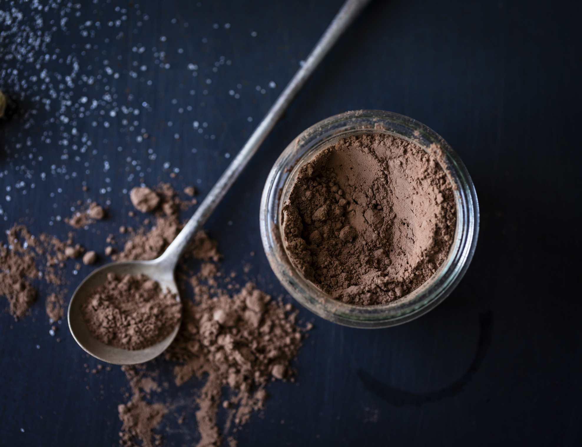 Hot cocoa powder